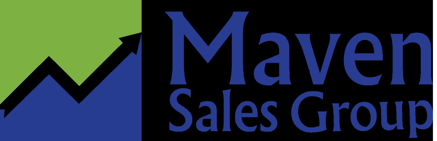 Maven Sales Group Logo