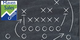 Sales Playbook from Maven Sales Group
