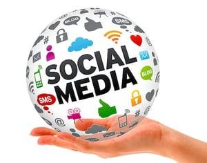 Maven Sales Group social-media-globe